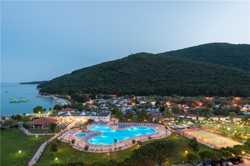 Camping Oliva Flot Beliggende Campingplads I Kroatien